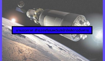 ยานอวกาศ สำรวจเทียนเหวิน1เข้าใกล้ดาวอังคาร